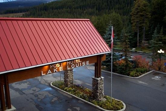 Post Hotel & Spa: Post Hotel Lake Louise