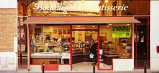 Boulangerie Le Peche Mignon de Magali