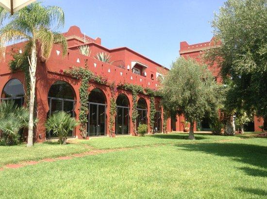 El Miria Palais Riad: Garden