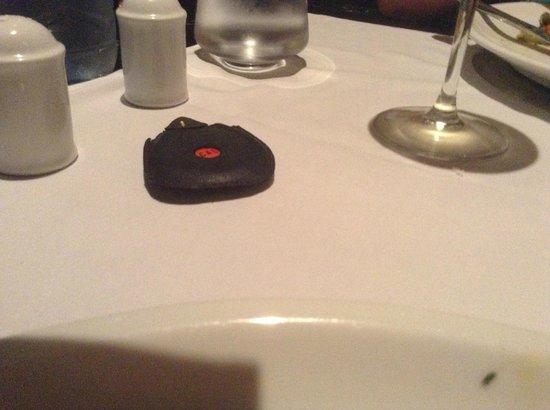 El Miria Palais Riad: Call a waiter