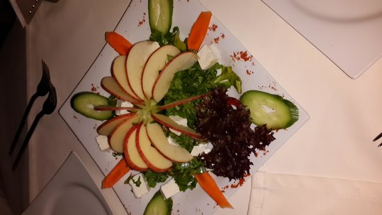 The Old Trading House Restaurant: salad