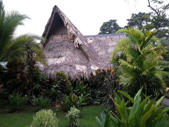 Azania Bungalows: Edificio de la Recepción