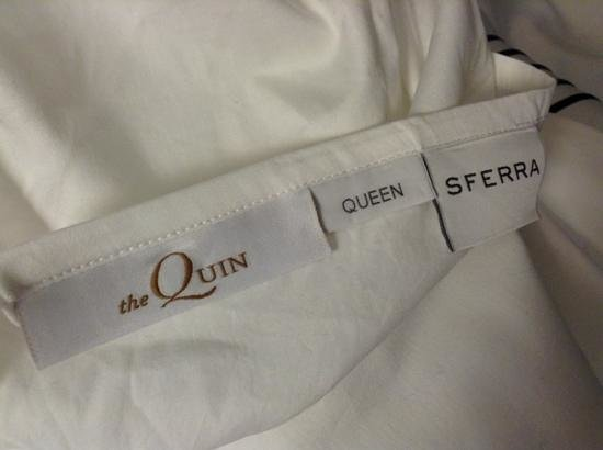 Slept like a Queen at the Quin!