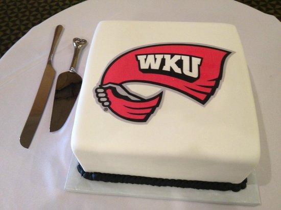 Hilton Garden Inn Nashville/Vanderbilt : Groom Cake