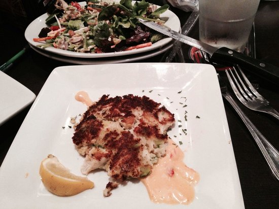 Ruby Tuesday Crab Cake Review