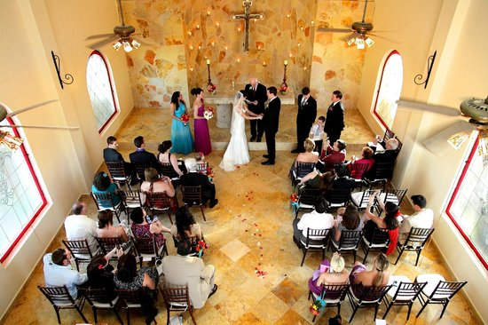 El Encanto Inn: Wedding Ceremony