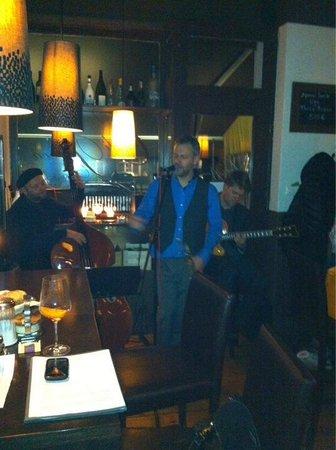 Cafe & Bistro CaliBocca: Live music!!! At Cali Bocca!