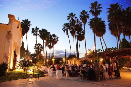 El Encanto Inn: Wedding Reception