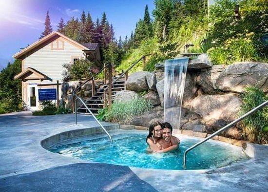 bain nordique photo de le nordique spa stoneham. Black Bedroom Furniture Sets. Home Design Ideas