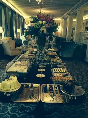 Belmond Mount Nelson Hotel: dekights awaiting your tastebuds