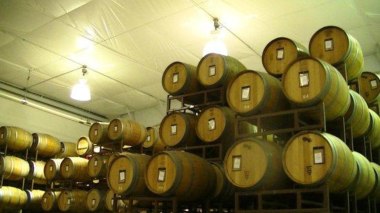 Llano Estacado: The Barrel Room