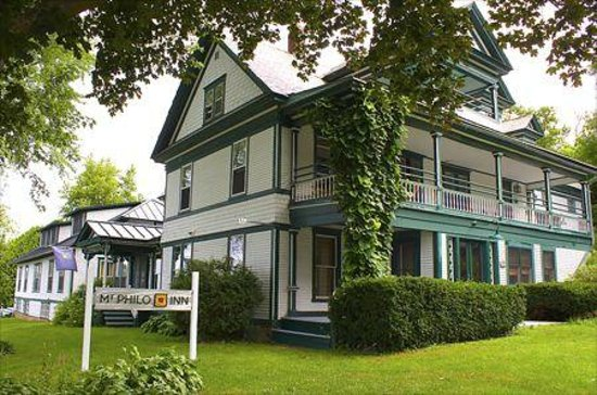 the Mt. Philo Inn