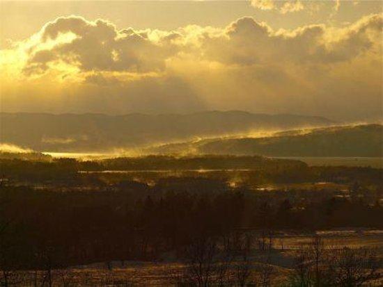 Charlotte, VT : Fantastic views