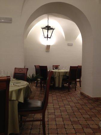 Ristorante Tatobbe: Restaurant interior