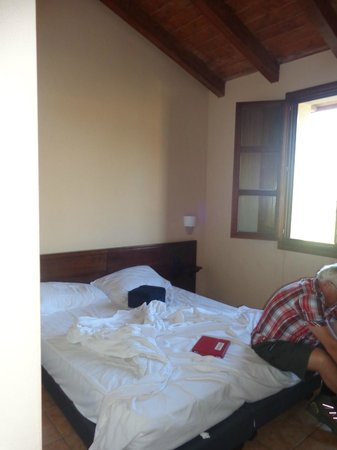 Hotel Sport Village: Très bon lit