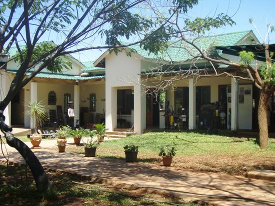 Kilimanjaro Country Lodge: welcome