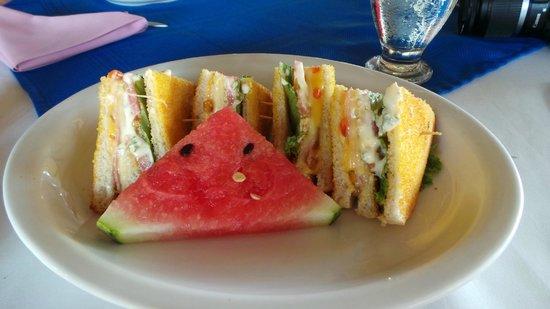 Pedacito de Cielo : Heerlijk eten!