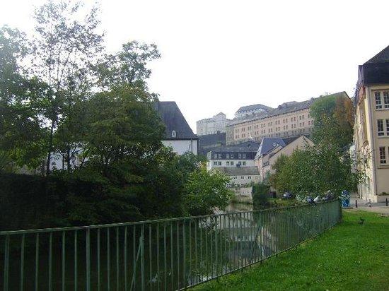 Barrio Grund, Ciudad de Luxemburgo, Luxemburgo.