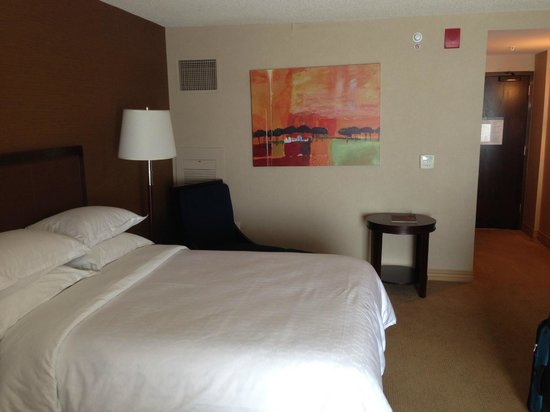 Sheraton Albuquerque Uptown: Main room