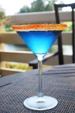Bistro 1834: Wahoo Martini