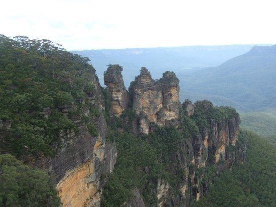 Blue Mountains Canyon and Wildlife Discovery Tour : the three sisters