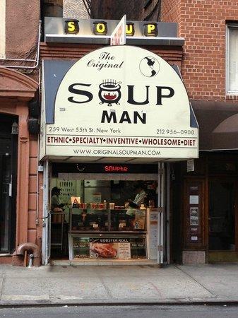 The Original SoupMan: Soup Man