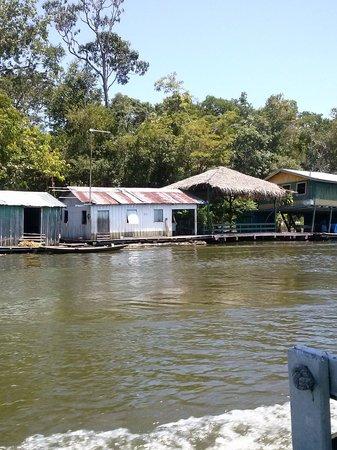 Sleep Inn Manaus : Da vontade de morar por aqui.