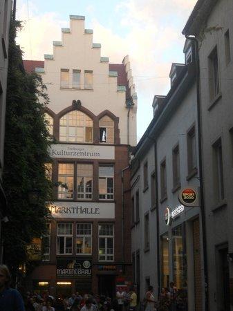 Martin's Bräu: L'esterno del locale
