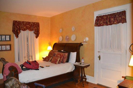 Union Gables Mansion Inn : Habitación