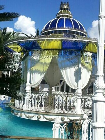 Grand Hotel La Sonrisa: gazebo...