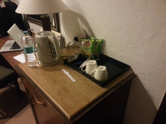Adamo The Bellus Goa: Coffee/Tea maker