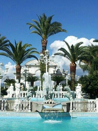 Grand Hotel La Sonrisa: la fontana