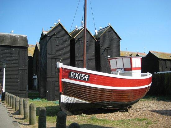 Shipwreck Museum: boat