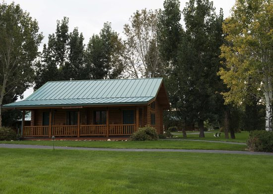 The Hideout Lodge & Guest Ranch : Cozy Cabin