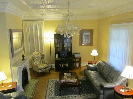 Bottger Mansion of Old Town: Living Room