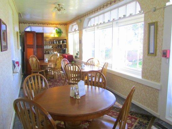 Bottger Mansion of Old Town: Breakfast Room