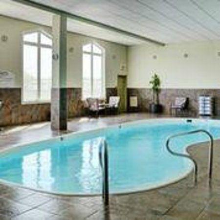 Nova Inn Edson: Indoor Pool