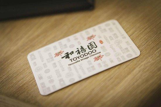 Restaurant Toyodoo