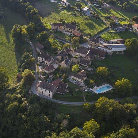 Maisons La Boissiere : La Boissiere from above