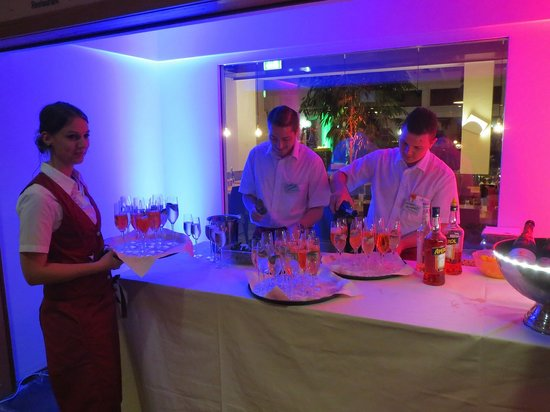 Hotel Schoene Aussicht: Team