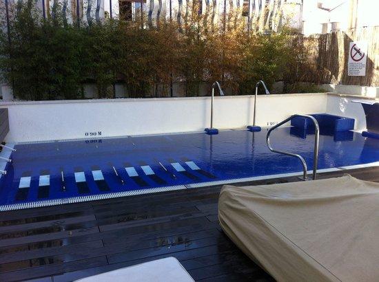 Hotel Platjador: Spa pool