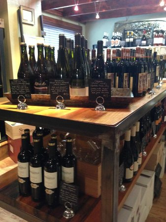 Grafton, MA: Great Wine Selection from France, Italy, Austria and more