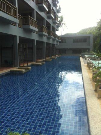 Krabi Cha-Da Resort : Pool