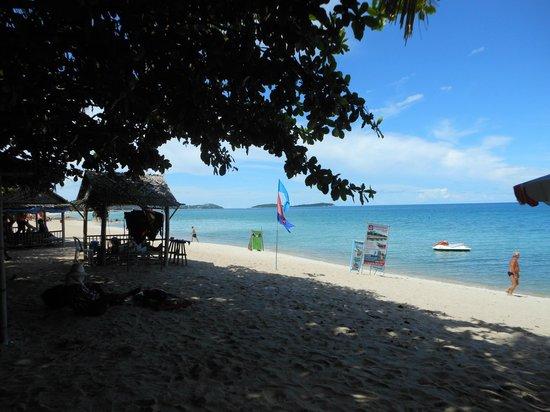 Chaweng Noi Pool Villa : Пляж Чавенг Ной