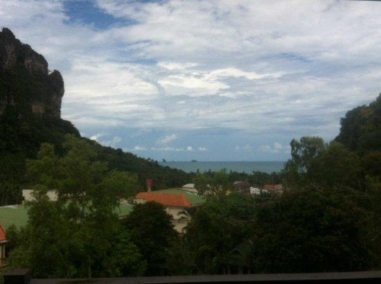 Krabi Cha-Da Resort: Room with Mountain & Sea view!!