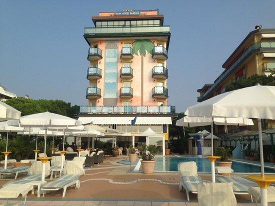 Park Hotel Brasilia: Hotel Daytime