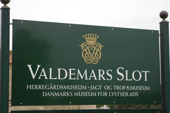 Valdemars Slot: Valdemar slot