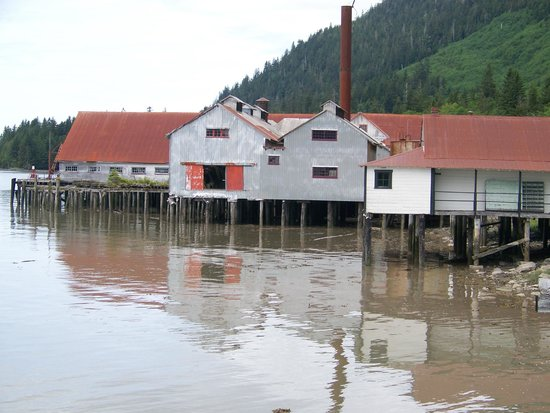 North Pacific Cannery Museum: A part of the cannery
