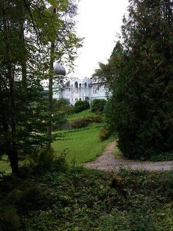 Lysoen and Ole Bull's Villa : Bull mansion :)