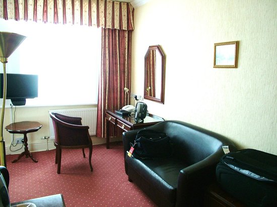 The Welbeck Hotel: room 303